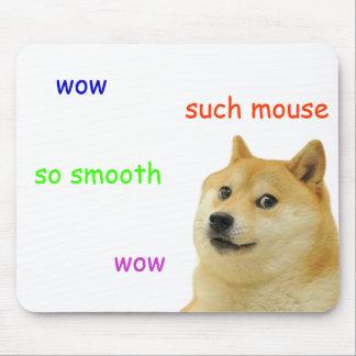 shibe doge mousemat mousepad muismat