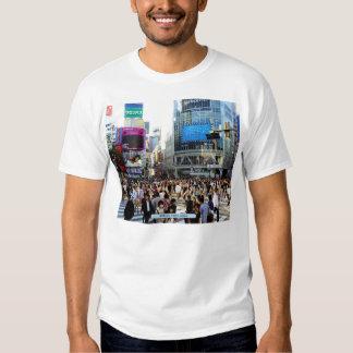 Shibuya, Tokyo, Japan T Shirts