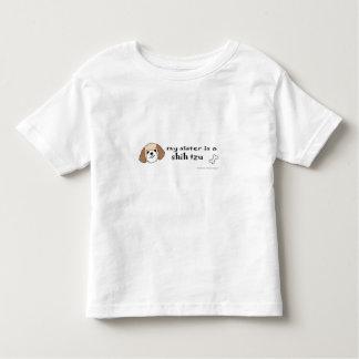 shih tzu kinder shirts
