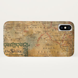 SHIRE™ iPhone X HOESJE