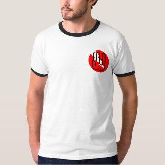 shocker FRONT/BACK T Shirt