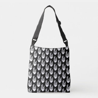 Shocker met acht bits TP Crossbody Tas