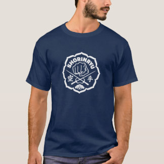 Shorin-Ryu karate-doet Symbool T Shirt