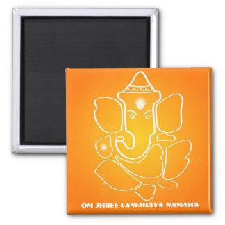 Shree Ganesha - de Indische God Magneet