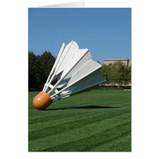 Shuttle, het Openbare Art. van de Stad van Kansas Briefkaarten 0