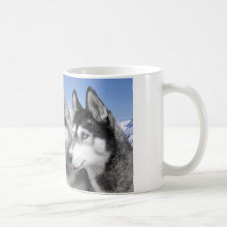 Siberische Schor Koffiemok