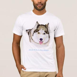 Siberische Schor T Shirt