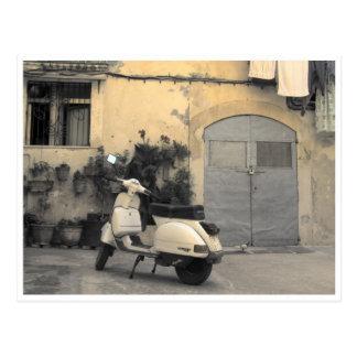 Siciliaanse hoek briefkaart