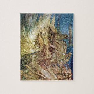 Siegfried & de Schemering van de Goden door een Ra Puzzel