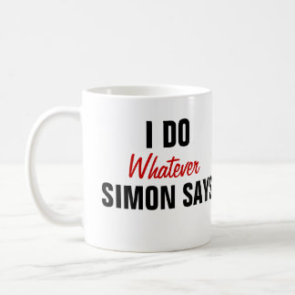 Simon Says Koffiemok
