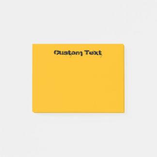 Sinaasappel/Geel Post-it® Notes