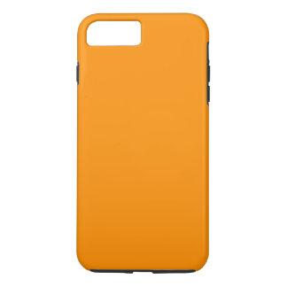 SINAASAPPELSCHIL (stevige fruitige kleur) ~ iPhone 8/7 Plus Hoesje