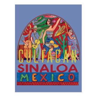 SINALOA Mexico Briefkaart