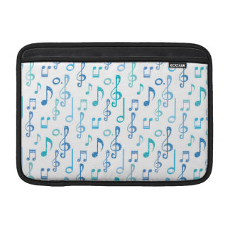 Singin de Blauw Sleeve For MacBook Air