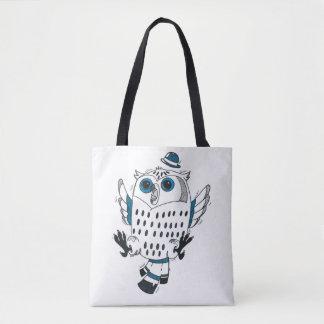 Sir owl bag draagtas