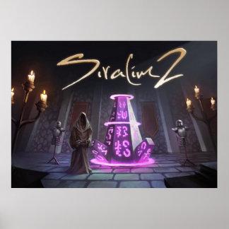 Siralim 2 Poster (het Scherm van de Titel)