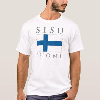 Sisu Suomi T Shirt