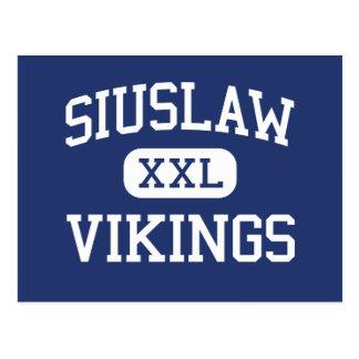 Siuslaw - Vikingen - Middelbare school - Florence Briefkaart