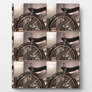 Sjabloon van de kunst voegt de grafische deco van fotoplaat