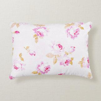 Sjofel Elegant Bord - het roze nam Hoofdkussen toe Decoratief Kussen