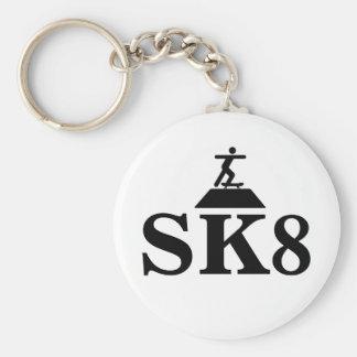 SK8 Keychain Sleutelhanger