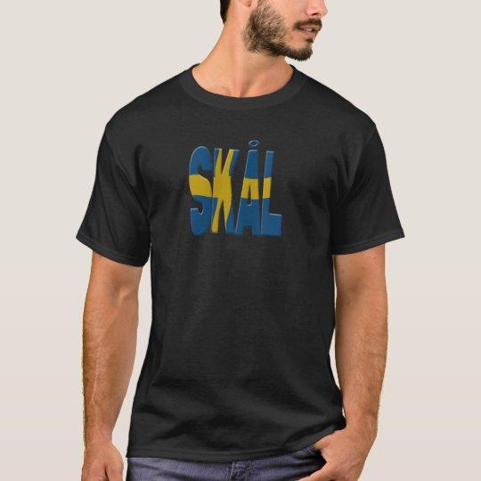 Skål cheers - Swedish T Shirt