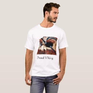Skandinavisch Viking - Trots Viking T Shirt
