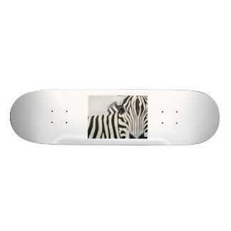 Skateboard met Gestreept ontwerp