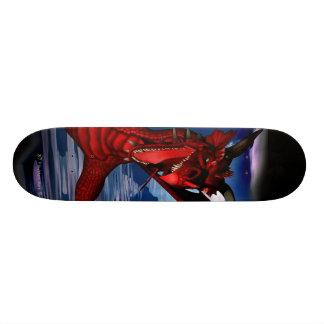 Skateboard van de Fantasie van de Aanval van de dr