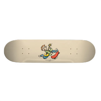Skateboarder 21,6 Cm Old School Skateboard Deck