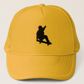 Skateboarder_2 Trucker Pet