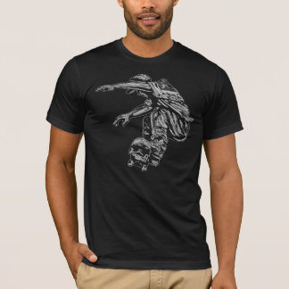 Skateboarder T Shirt