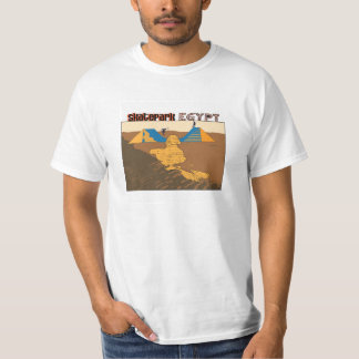 SkatePark Egypte T Shirt