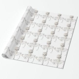 Skelet Inpakpapier