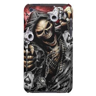 Skelet & Pistolen iPod Touch Hoesje