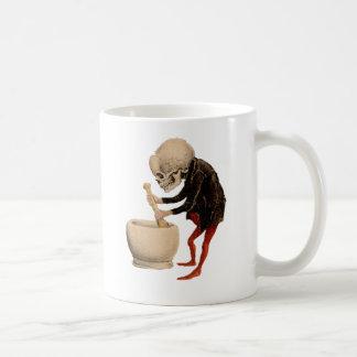 Skeletachtige Apotheek Koffiemok