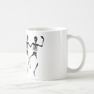 Skeletten Koffiemok