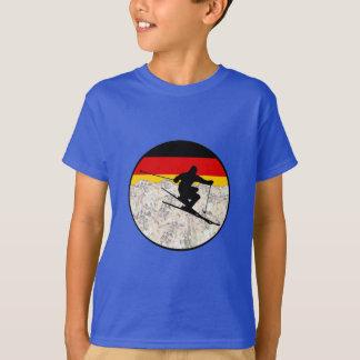 Ski Duitsland T Shirt