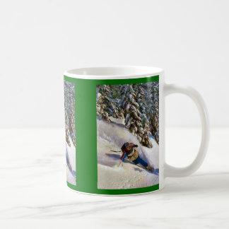 Ski?end in Haute Savoie, Haute Savoie Koffiemok