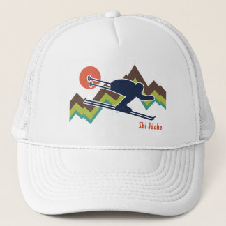 Ski Idaho Trucker Pet