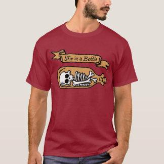 Skip in een Overhemd van de Fles T Shirt