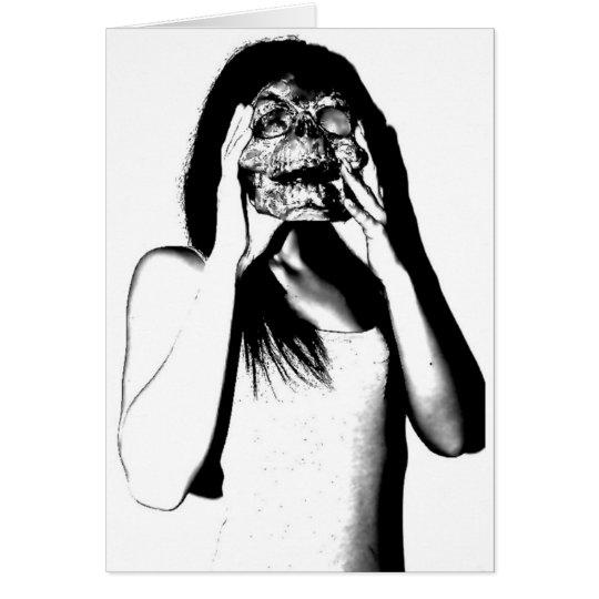 SkullGirl Briefkaarten 0