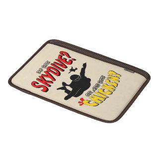 Skydive of Kip? (blk) MacBook Air Beschermhoes