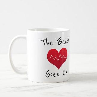 Sla gaat koffiemok