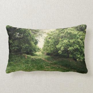 Slaap in het bos lumbar kussen