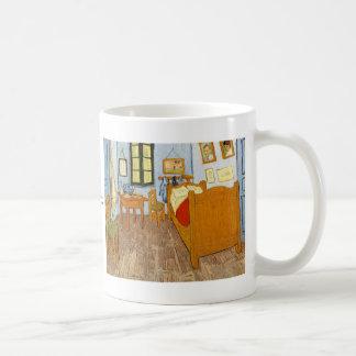 Slaapkamer in Arles door Vincent van Gogh Koffiemok