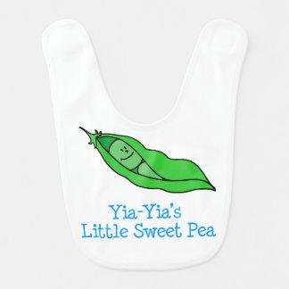 Slab van de Schat van yia-Yia Weinig Baby Slabbetjes
