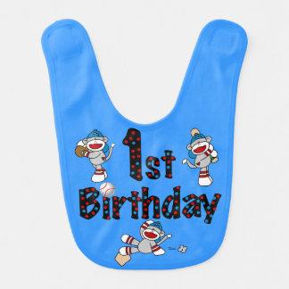 Slab van de Verjaardag van het Honkbal van de Aap Slabbetje