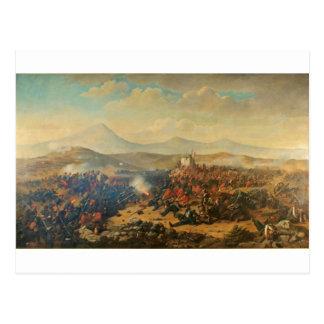 Slag van Alma door Theodor Aman Briefkaart