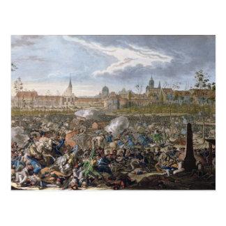 Slag van Leipzig, 19 Oktober 1813 Briefkaart